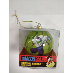 SD Toys Dragon Ball: Piccolo Green Christmas Ball
