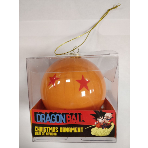 SD Toys Dragon Ball: 4 Star Christmas Ball