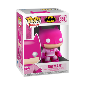 FUNKO Pop! DC: Breast Cancer Awareness - Batman