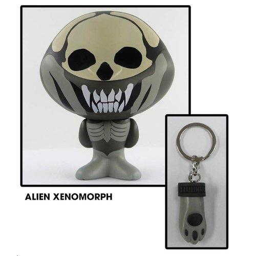Kidrobot Alien: Xenomorph 4 inch Bhunny