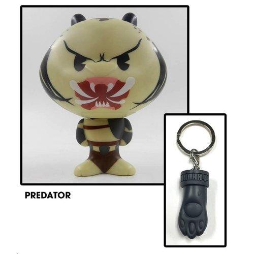 Kidrobot Predator: Predator 4 inch Bhunny