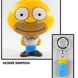 Kidrobot The Simpsons: Homer Simpson 4 inch Bhunny