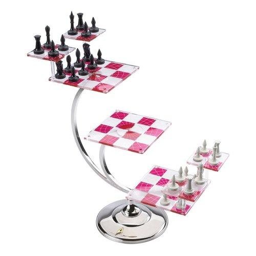 Star Trek Tri-Dimensional Chess Set