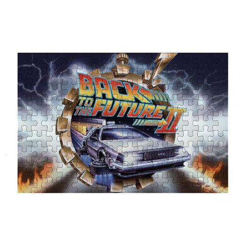 SD Toys Back To The Future - Puzzle 1000P - Back to the Future II
