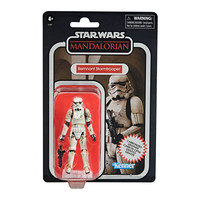Star Wars - The Mandalorian - Vintage Collection - Carbonized Action Figure 2020 Remnant Stormtrooper