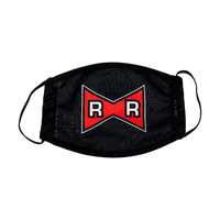 Dragon Ball Z - Red Ribbon Mask Logo