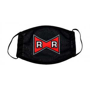 SD Games Dragon Ball Z - Red Ribbon Mask Logo