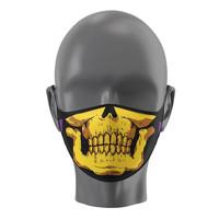 Skeleton - Mouth Mask