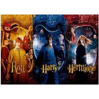 Harry Potter - Harry, Ron & Hermione -Puzzle 1000p