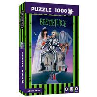 Beetlejuice  Movie Poster - Puzzle 1000p
