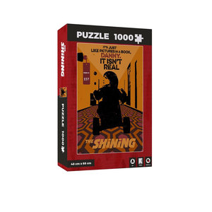 SD Toys The Shining: It Isn't Real Puzzle 1000p