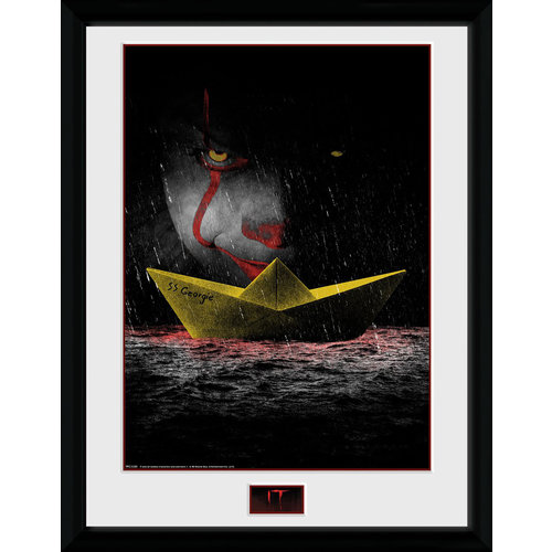 Hole In The Wall IT: SS Georgie Collector Print