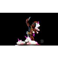 Marvel: Deadpool Unicornselfie Q-Fig Diorama