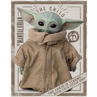 Star Wars The Mandalorian The Child Mini Poster