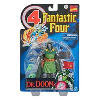 Marvel Legends: Fantastic Four - Dr. Doom Retro Collection