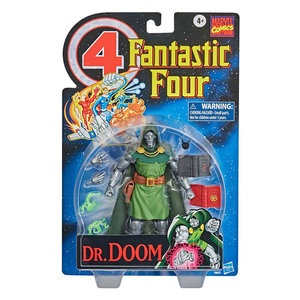 HASBRO Marvel Legends: Fantastic Four - Dr. Doom Retro Collection