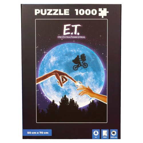 SD Toys E.T. - Puzzle 1000P - Movie Poster