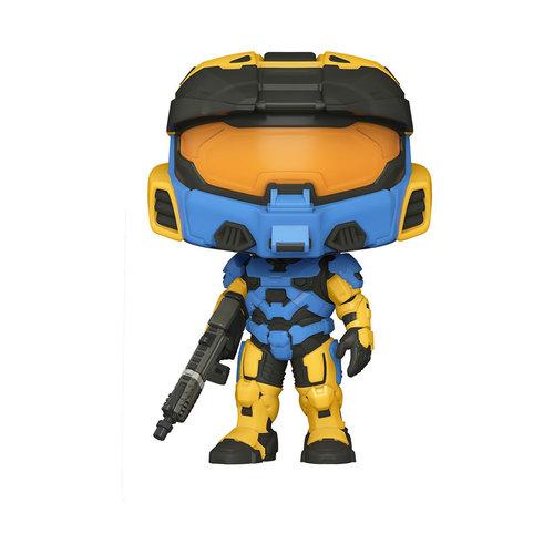 FUNKO Pop! Games: Halo Infinite - Spartan Mark VII with Commando Rifle Deco Version