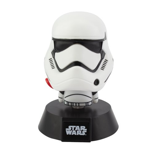 Paladone Star Wars: The Rise of Skywalker - First Order Stormtrooper Icon Light