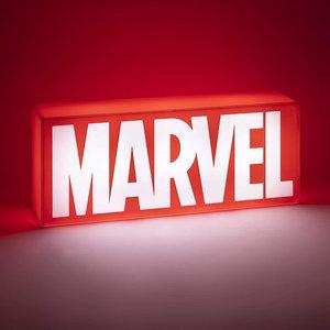 Paladone Marvel: Marvel Logo Light
