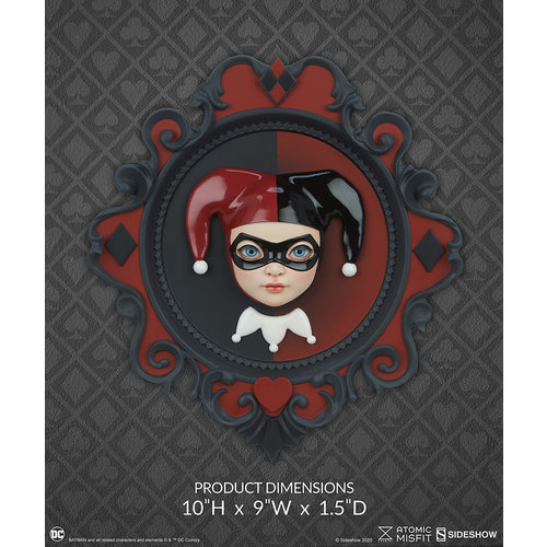 Sideshow Toys DC Comics: Harley Quinn Wall Hanging