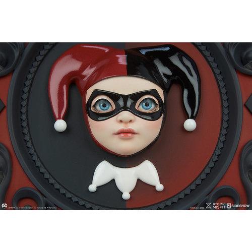 Sideshow Toys DC Comics: Harley Quinn Wall Hanging