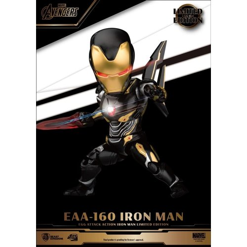 Beast Kingdom Marvel: Avengers Infinity War - Iron Man Mark 50 6 inch Action Figure