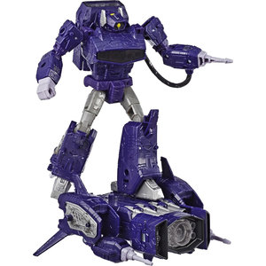 HASBRO Transformers: War For Cybertron: Siege Leader Action Figure: Shockwave