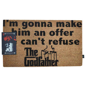 SD Toys The Godfather Offer doormat