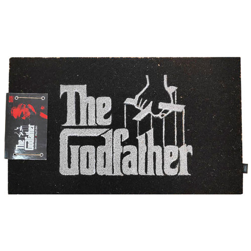 SD Toys The Godfather: Logo Doormat