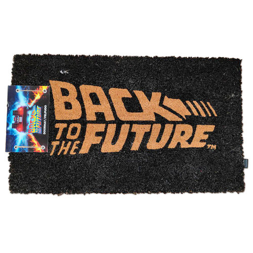 SD Toys Back To The Future: Logo Doormat