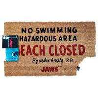 Jaws Beach Closed Doormat