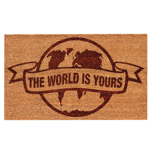 SD Toys Scarface The World is Yours Doormat