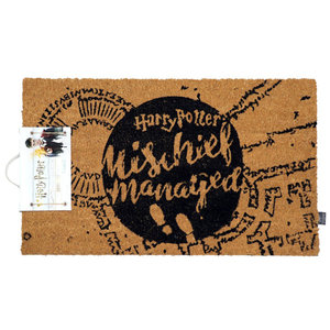 SD Toys Harry Potter Mischief Managed Doormat