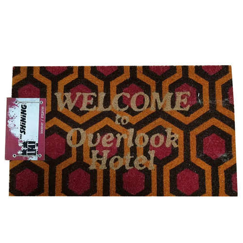SD Toys The Shining Welcome to Overlook Hotel Doormat