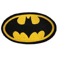 DC Comics Batman Logo Oval Doormat