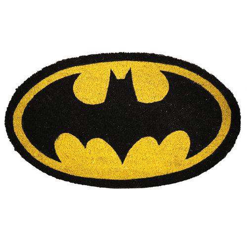 SD Toys DC Comics Batman Logo Oval Doormat