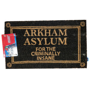SD Toys DC Comics Arkham Asylum Doormat