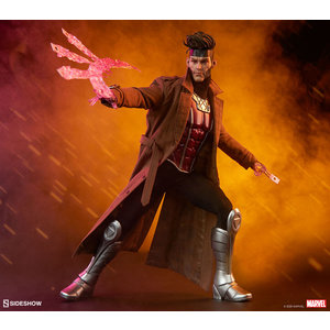Sideshow Toys Marvel: X-Men - Gambit 1:6 Scale Figure