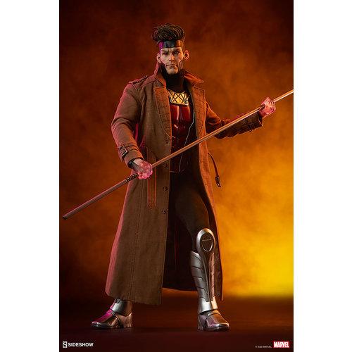 Sideshow Toys Marvel: X-Men - Gambit 1:6 Scale Figure