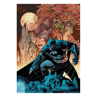 DC Comics Jigsaw Puzzle Batman Catwoman