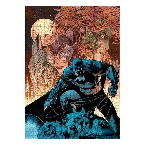 SD Toys DC Comics Jigsaw Puzzle Batman Catwoman