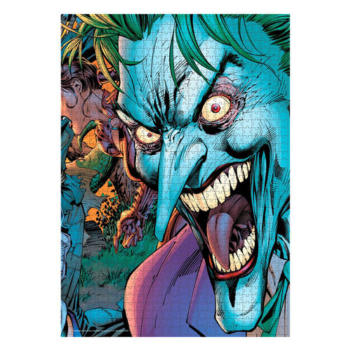 SD Toys DC Comics Jigsaw Puzzle Joker Crazy Eyes