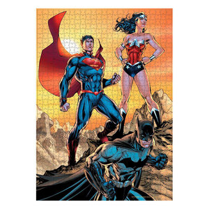 SD Toys DC Comics Jigsaw Puzzle Justice League