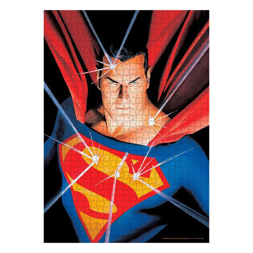 SD Toys DC Comics Jigsaw Puzzle Superman
