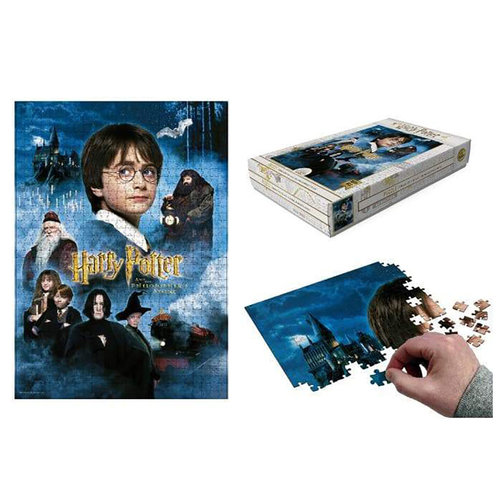 SD Toys Harry Potter And The Philosopher's Stone Puzzle