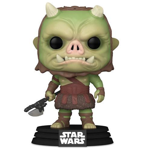 FUNKO Pop! Star Wars: The Mandalorian - Gamorrean Fighter