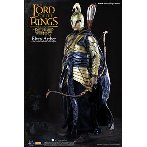 Sideshow Toys Lord of the Rings: Elven Archer 1:6 Scale Figure