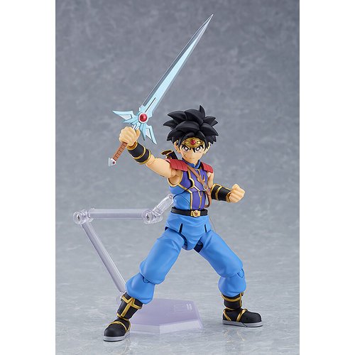 Good Smile Company Dragon Quest: The Adventure of Dai - Dai Figma