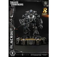 Transformers: Transformers Movie - Blackout Statue
